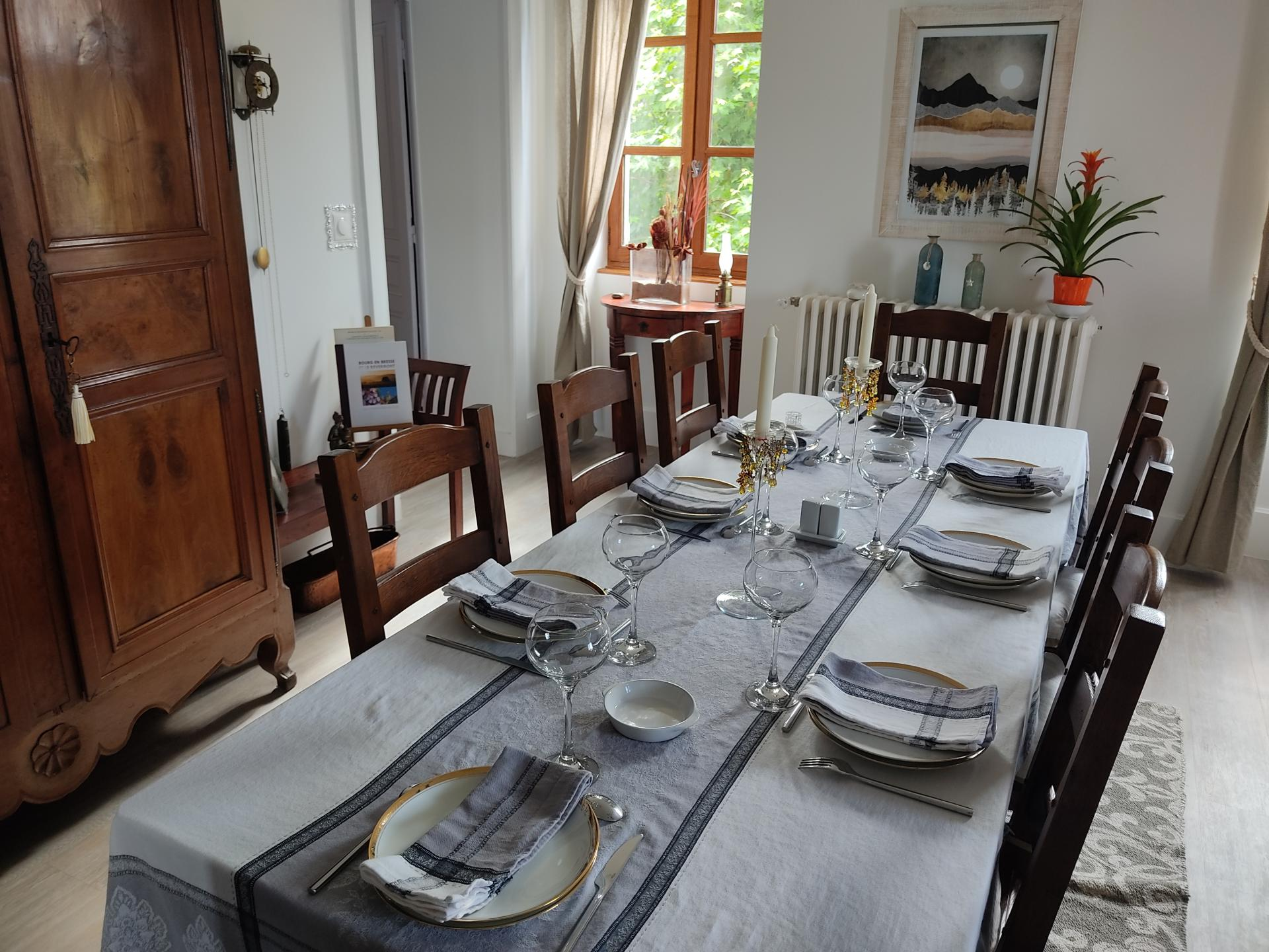 ma Table d'Hôtes